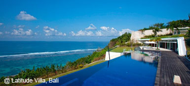 Bali Villa Wedding at Latitude